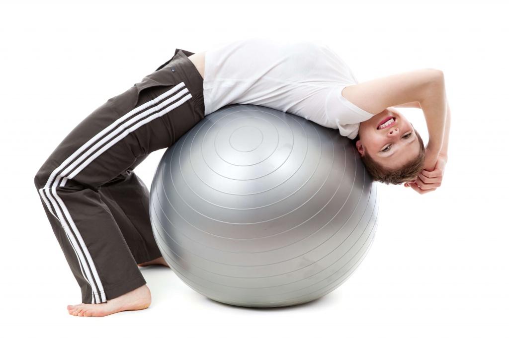 Physiotherapie bei Bandscheibenvorfall