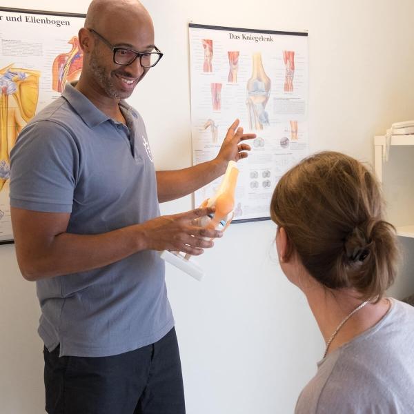 Physiotherapie ohne Wartezeiten in Ottensen Altona
