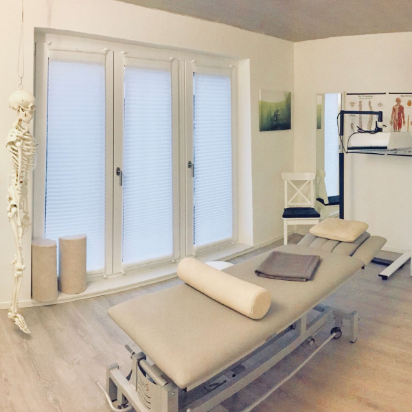 Physiotherapiepraxis in Ottensen Altona