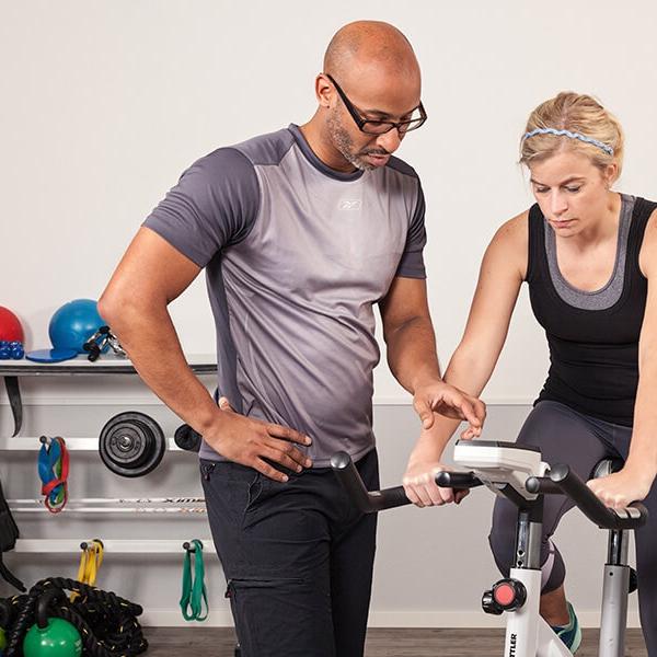 Personal Training Schwerpunkte: Gewichtsreduktion, Muskelaufbau, Lauftraining, Krafttraining